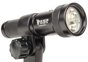 Kraken Sports Smart Housing Pro Hydra 1200 WSR Wide + Spot + Red Light