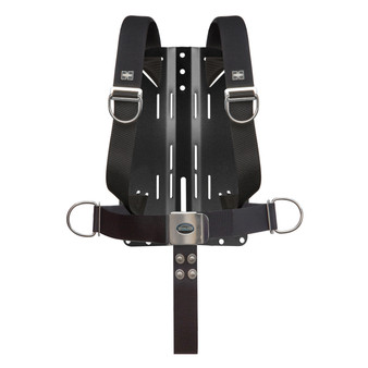 XS Scuba Tec/Rec Harness/Backplate Complete - Aluminum by Highland