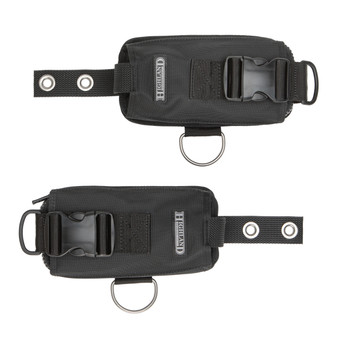 XS Scuba Side-Slide Weight Pockets by Highland
