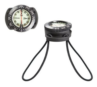 XS Scuba Bungee Mount Compass by Highland