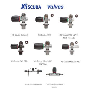 XS Scuba Modular Pro Valve
