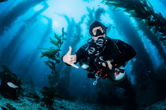 PADI Sidemount Diver Certification Course