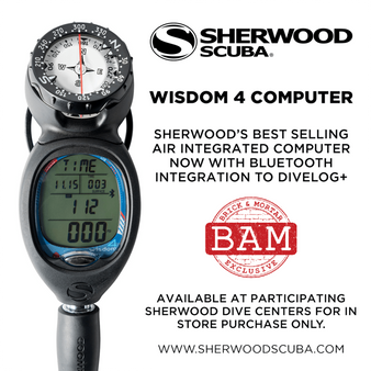 Sherwood Scuba Wisdom 4 Dive Computer