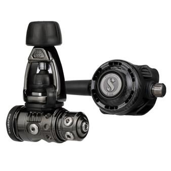Scubapro MK19 Evo/G260 Carbon Black Tech Regulator Set