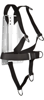 xDeep Complete DIR Simple Harness with Stainless Steel Backplate
