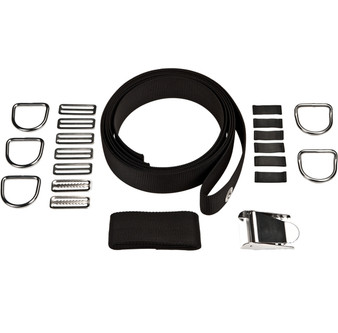 xDeep DIR Harness Set Only (Without Backplate)
