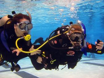 PADI Scuba Diver Referral Course