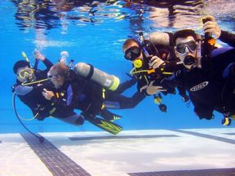 PADI Open Water Diver Referral Course