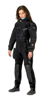Waterproof D10 Pro ISS Drysuit - Women's