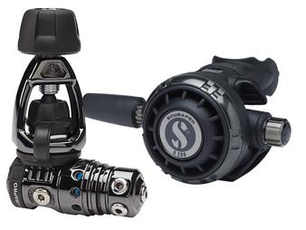 ScubaPro MK25EVO/G260 Black Tech Regulator Set