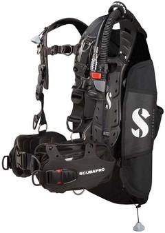 ScubaPro Hydros Pro BCD - Standard Black