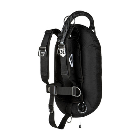 xDeep ZEOS Comfort Scuba Diving BCD with TStainless Steel Backplate