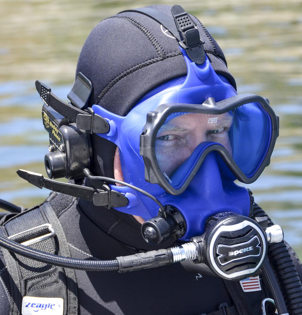 OTS Spectrum Full Face Mask