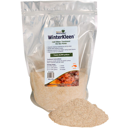 WinterKleen Koi Pond Winterizer 2 lb View Product Image