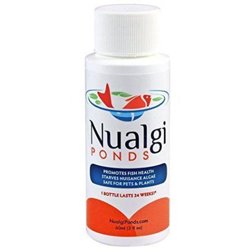 Nualgi 60mL Algae Control Treatment View Product Image