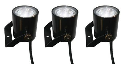 Kasco Fountain Lighting 3 LED Light Set View Product Image