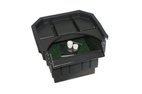 """PONDBUILDER Elite Waterfall Box Small - 14"""" Spillway View Product Image"""