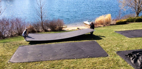 Aquatic Weed Control Mat 12' x 24' View Product Image