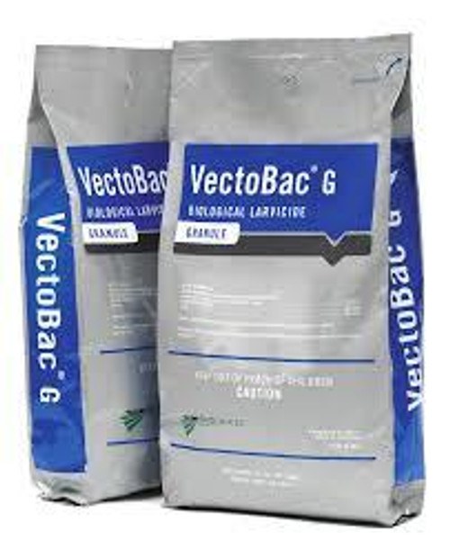 VectoBac G Mosquito Larvicide Granular 40 lb View Product Image
