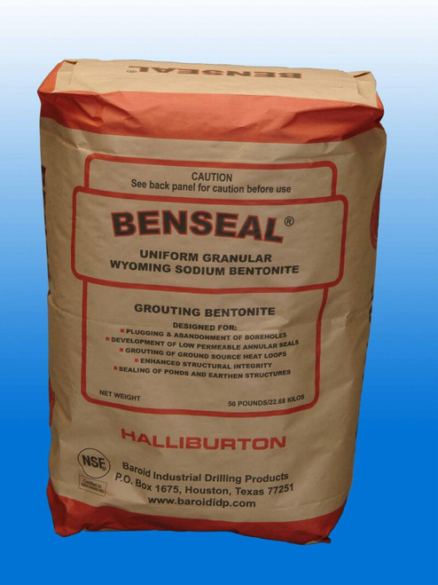 Granular Bentonite for Pond Sealing (2,400 lbs) View Product Image