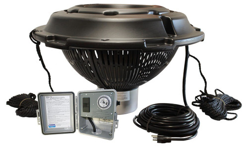 KASCO 3400VFX - 3/4HP  Floating Fountain View Product Image