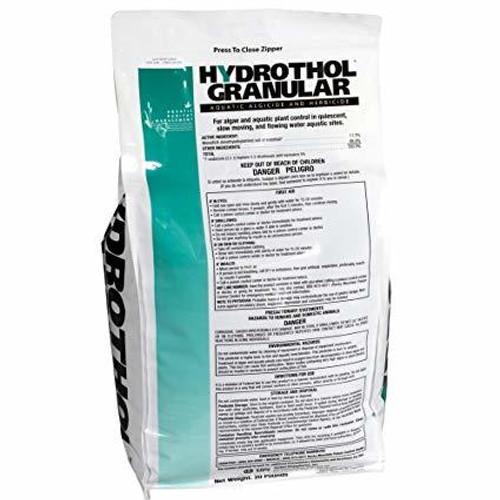 Hydrothol Granular Aquatic Herbicide & Algaecide 20 lb View Product Image
