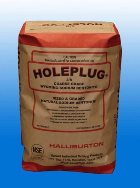 Bentonite Hole Plug (2,400 lbs) View Product Image