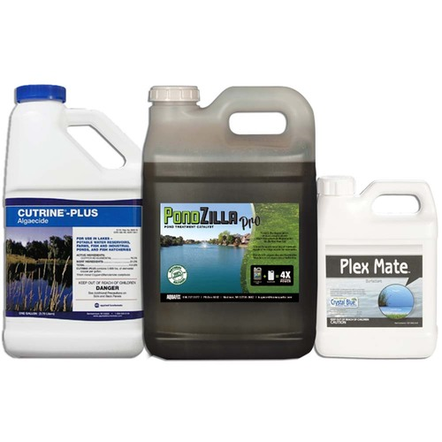 Get rid of algae in pond View Product Image