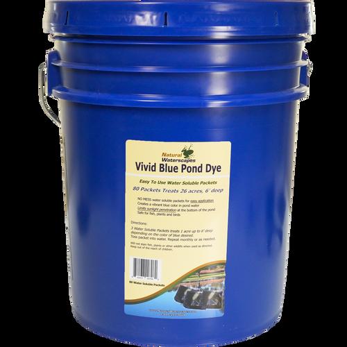 Vivid Blue Pond Dye, lake dye View Product Image