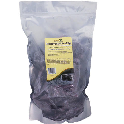Black Pond dye Packets View Product Image