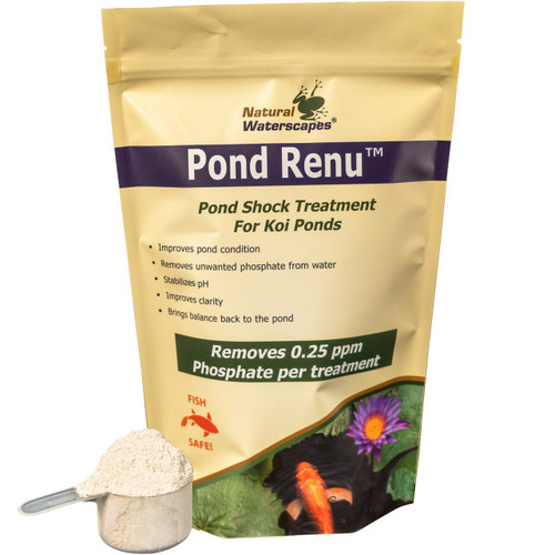 Pond Renu - Koi Pond Shock Treatment View Product Image