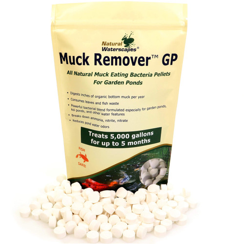 Muck Remover GP for Koi Ponds View Product Image