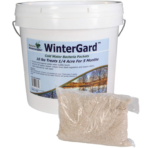 Cold Water Bacteria for Pond View Product Image