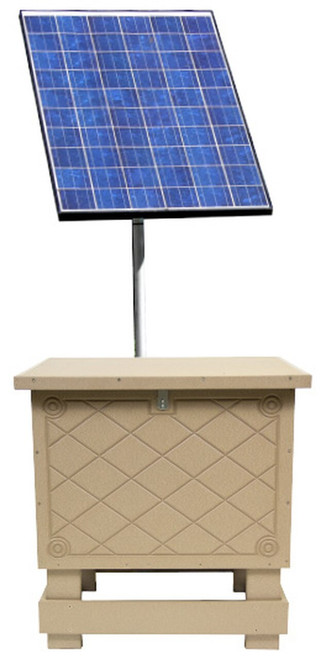 KEETON Solaer Aeration System SB-1B - Solar Powered System View Product Image