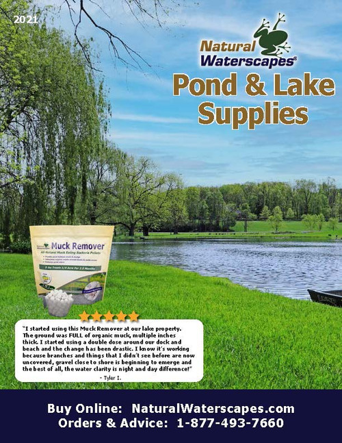 FREE Pond and Lake Management Catalog View Product Image