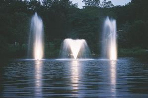 Otterbine Fountain Lighting (4- 6.5W LED Light Set) View Product Image