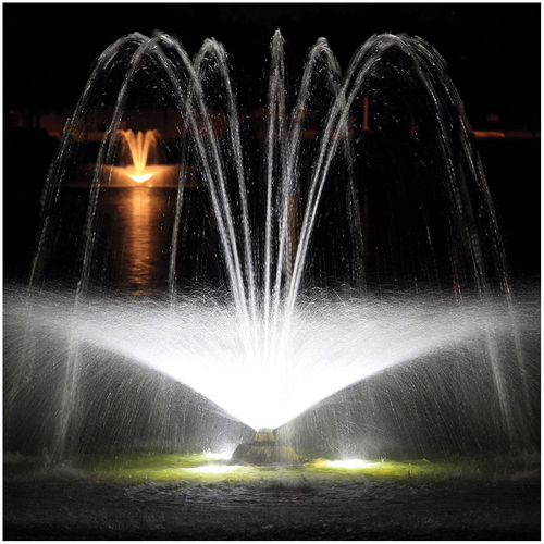 Pond Aerator Fountain View Product Image