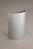 Optional Steel Liner, Plastic Liner is Standard