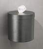 Glaro Wall Mounted Sanitizing Wipe Dispenser Silver Vein