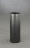 8 Gallon Trash Can F1024 Satin Black