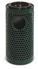 3 Gallon Ultra Site Metal Thermoplastic Outdoor Ash Trash Can EX12AT (8 Colors)