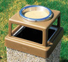 TF1400 Lid with TF2094 Ashtray Pan/Also Fits Lids TF1407, and TF1445