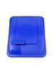 LIFT TOP LID BLUE