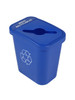 Blue Mixed Recyclables Multi