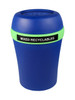 37.5 Gallon Infinite Elite Recycling Bin 100898 (Mixed Recyclables)