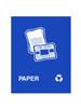 PAPER (BLUE)
