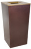 34 Gallon Extra Large Metro Collection Trash Can RC-MTR-34 TR