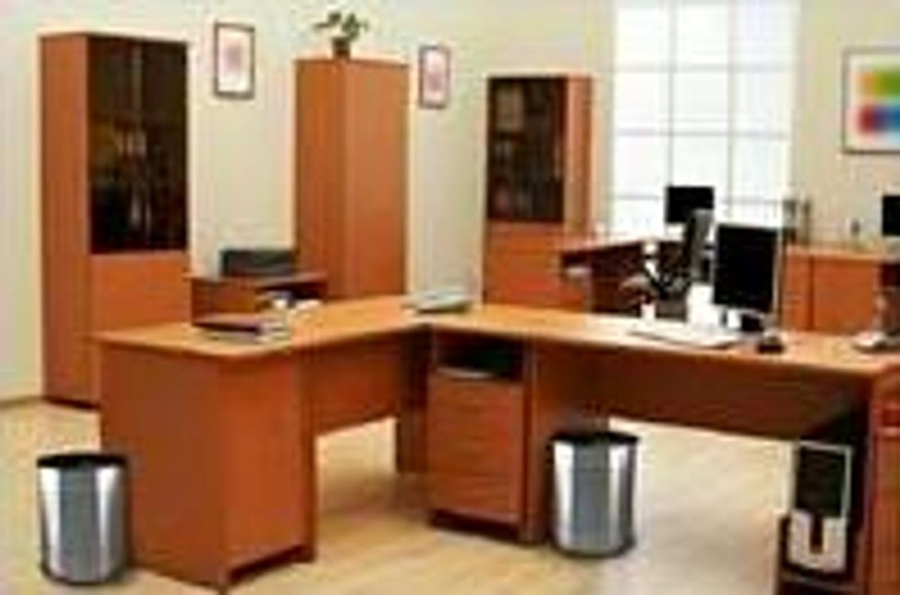 at the Office Deskside