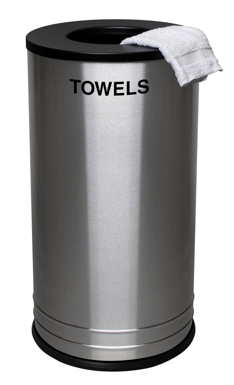 Optional Towel Can