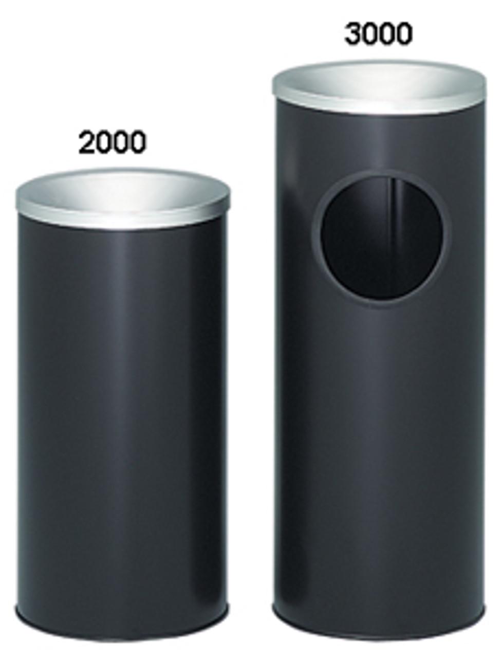 Metal Sand Top Ashtray or Ash Trash Floor Urn 2000/3000